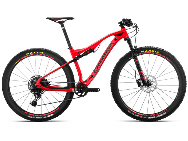 ORBEA OIZ M50 29 MTB Fully red